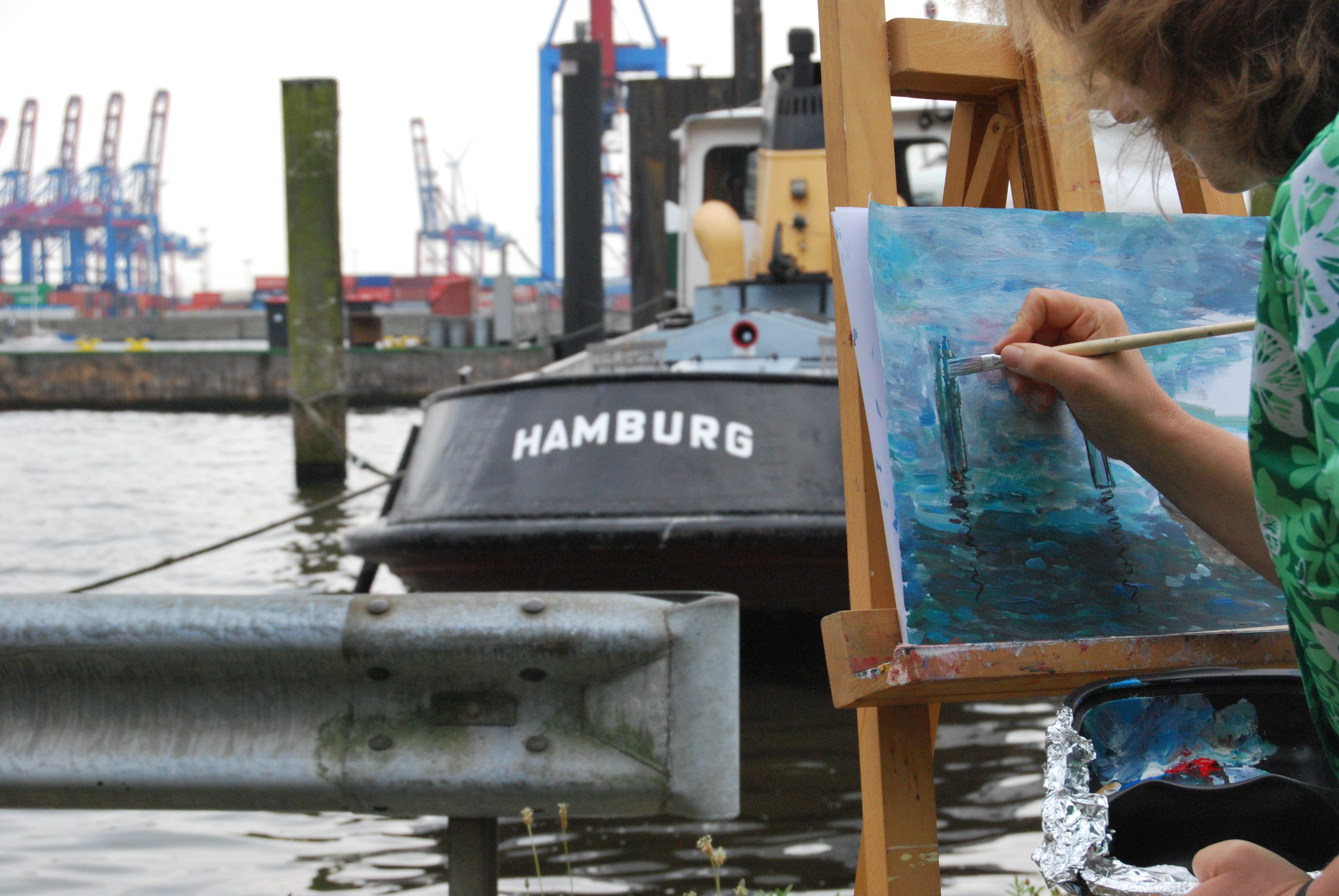 Hafen-Hamburg