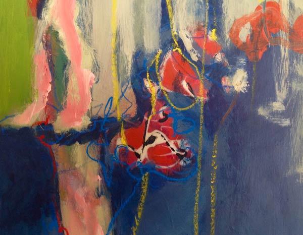 Kunstkurse in Hamburg mit künstlerischen Techniken bei brasch-kunstkurse
