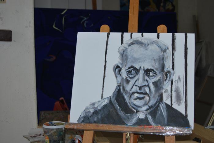 Portrait-kunstkurse-Annette
