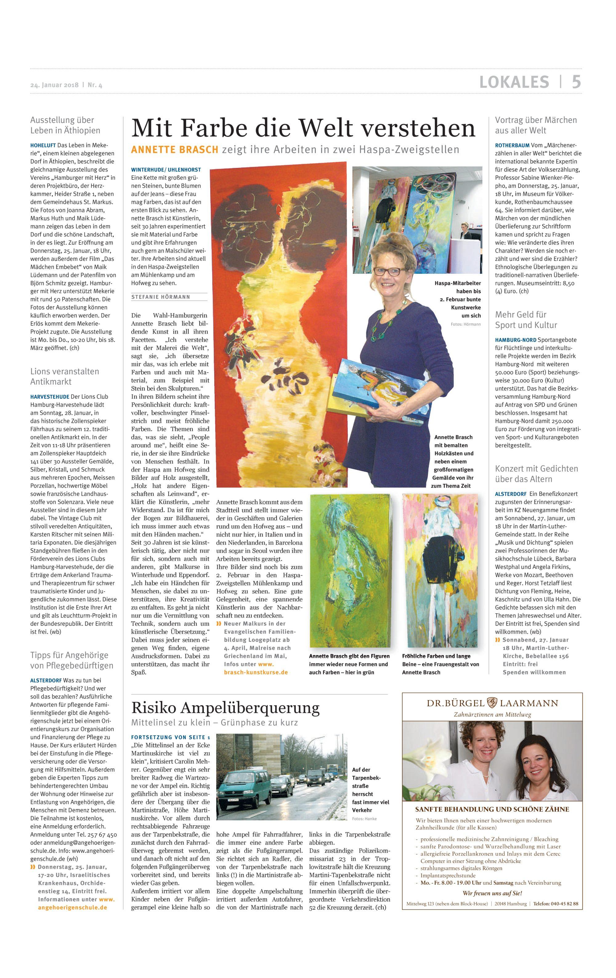 Annette Brasch-Presse 2018