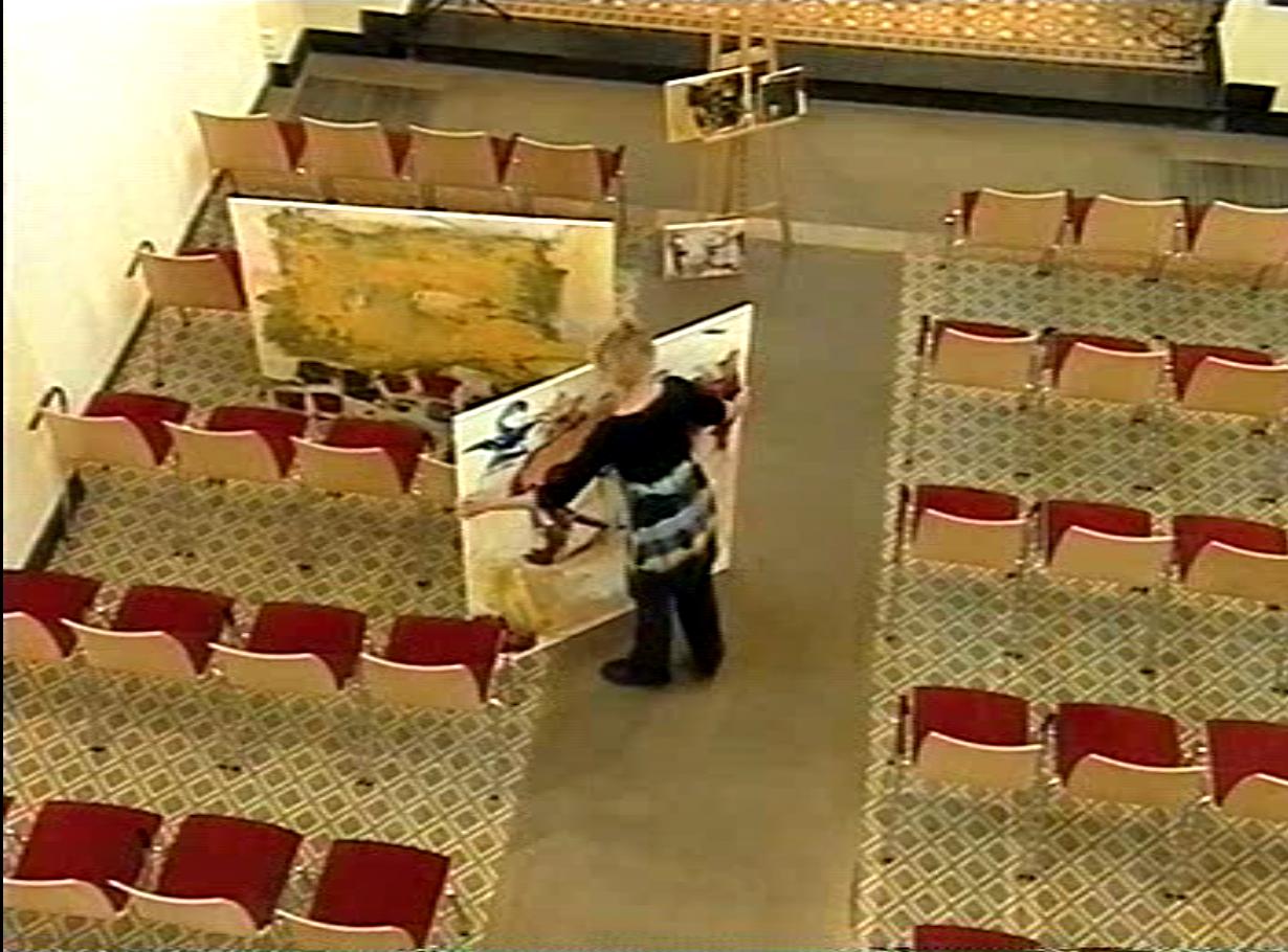 Ausstellung Annette Brasch 1